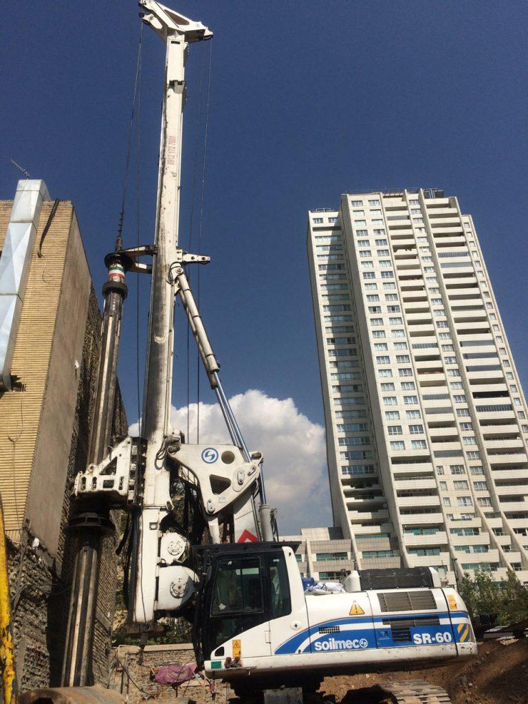 پروژه برج آسمان