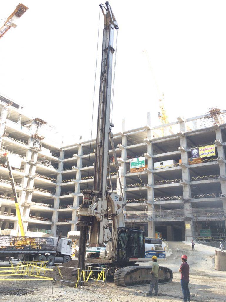 پروژه برج 60 طبقه ایرانمال
